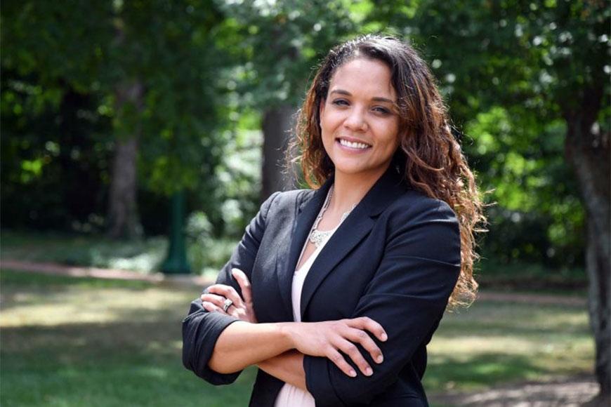 Portrait of Danielle Kilgo